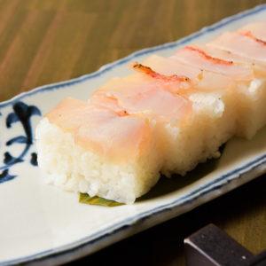 新宿 金目鯛専門居酒屋ぞんぶん 寿司
