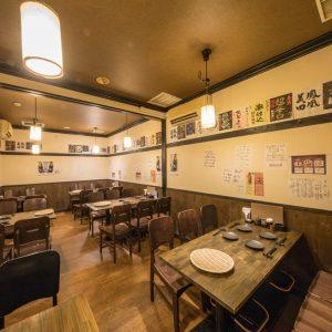 新宿三丁目で大型宴会なら居酒屋「ぞんぶん」