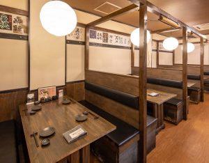 新宿三丁目で金目鯛料理が楽しめる居酒屋[ぞんぶん]