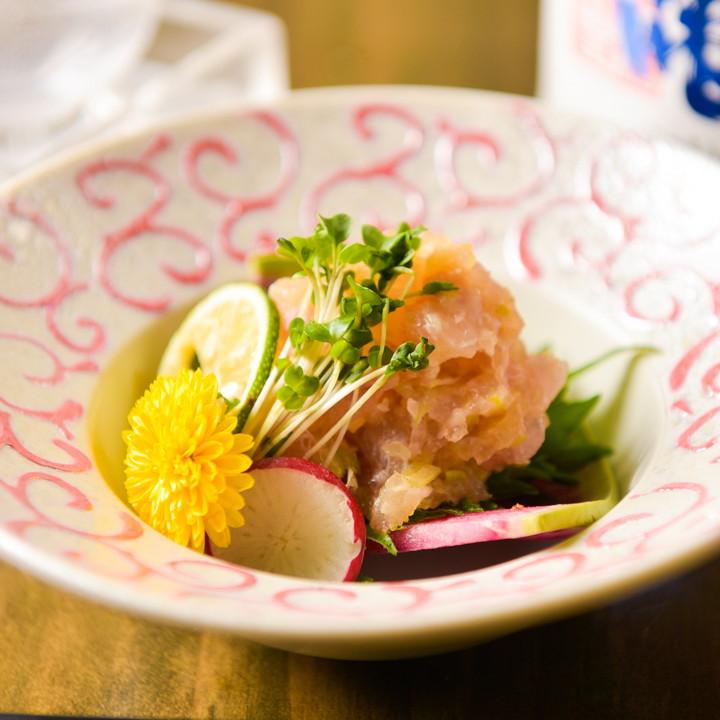 新宿三丁目の居酒屋【ぞんぶん】で日本酒と相性抜群の一品