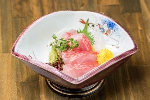 新宿三丁目のぞんぶんで味わえる海鮮料理