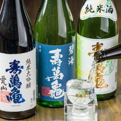 ぞんぶん 新宿三丁目店で味わえる日本酒