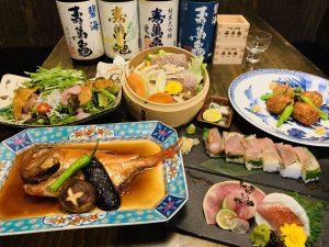 新宿三丁目で金目鯛が堪能できる居酒屋【ぞんぶん】