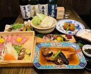 新宿三丁目で海鮮鍋・しゃぶしゃぶが満喫できる居酒屋【ぞんぶん】