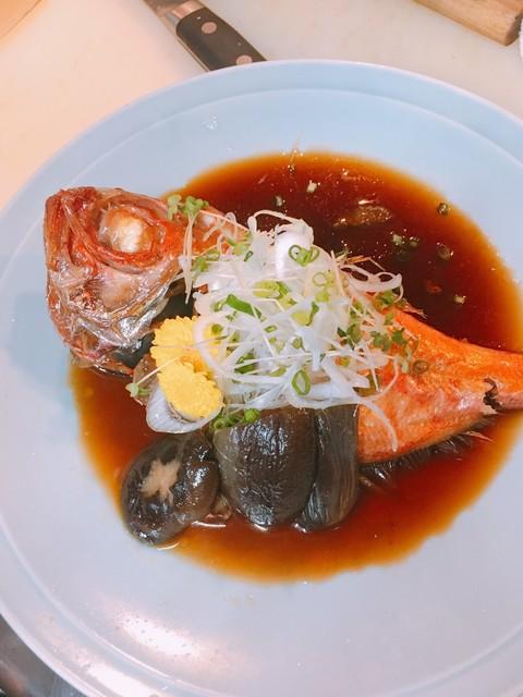 金目鯛専門居酒屋 鯛しゃぶ ぞんぶん 新宿三丁目店の金目鯛料理