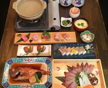 金目鯛専門居酒屋 鯛しゃぶ ぞんぶん 新宿三丁目店自慢の海鮮しゃぶしゃぶ