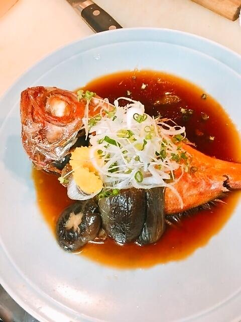 金目鯛専門店 ぞんぶん 新宿三丁目店の金目鯛料理